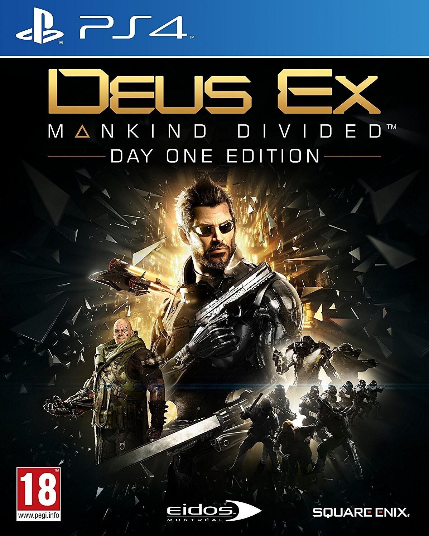 Image of   Deus Ex: Mankind Divided - PS4