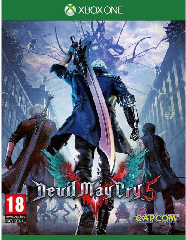 Image of   Devil May Cry 5 (nordic) - Xbox One