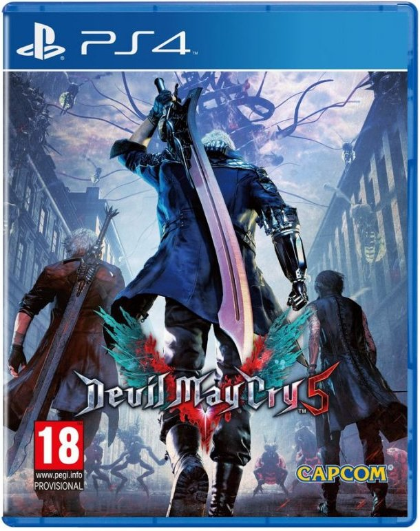Image of   Devil May Cry 5 - PS4