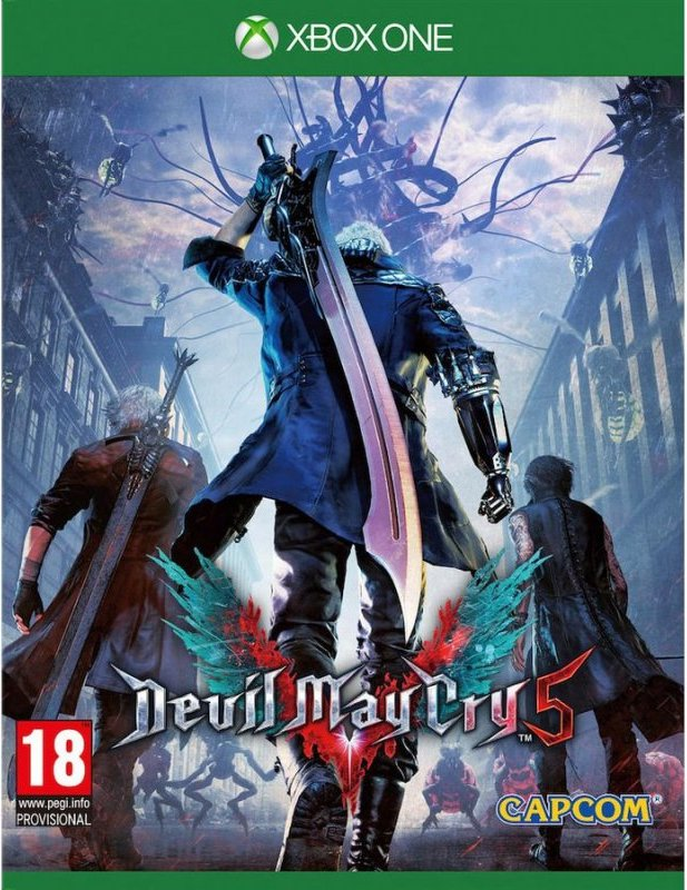 Image of   Devil May Cry 5 - Xbox One