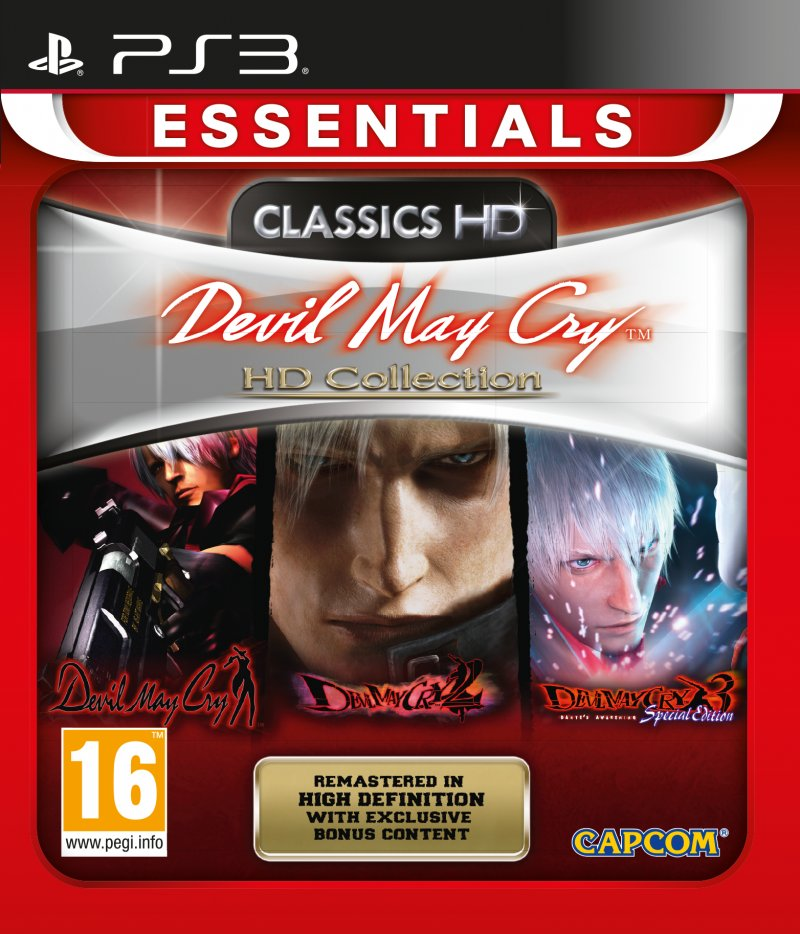 Image of   Devil May Cry Hd Collection - PS3