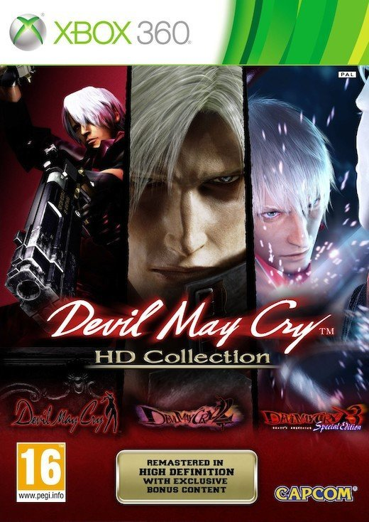 Image of   Devil May Cry Hd Collection - Xbox 360