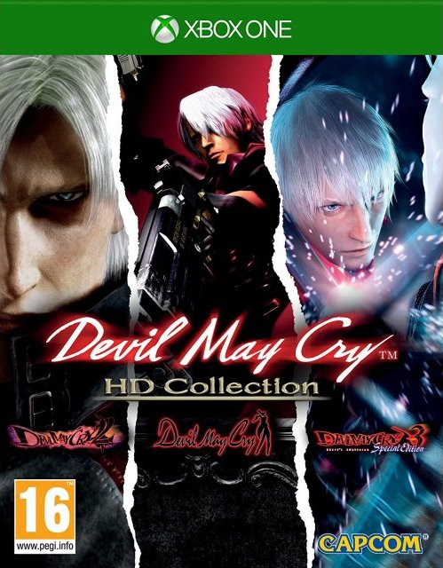 Image of   Devil May Cry Hd Collection - Xbox One