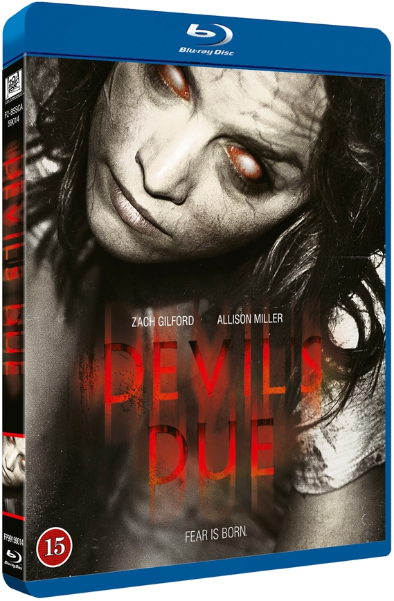 Image of   Devils Due - Blu-Ray