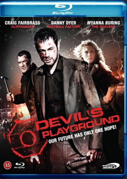 Image of   Devils Playground - Blu-Ray