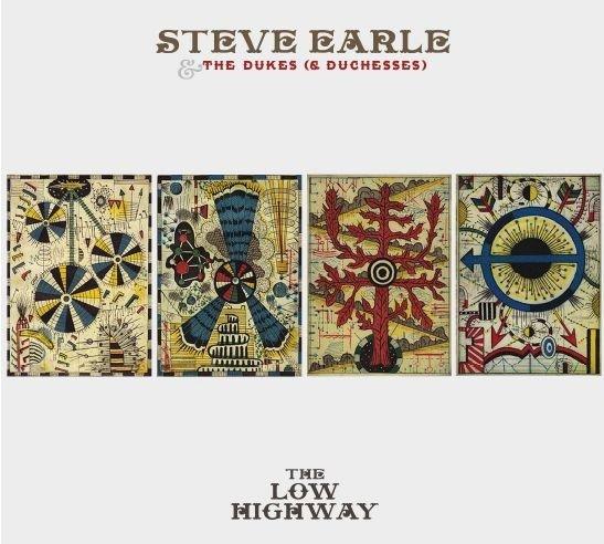 Image of   Steve Earle - The Low Highway - CD