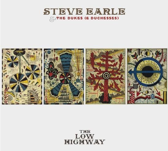 Image of   Steve Earle - The Low Highway - CD