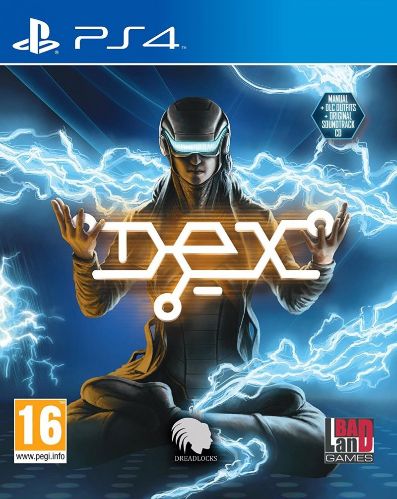 Image of   Dex - PS4