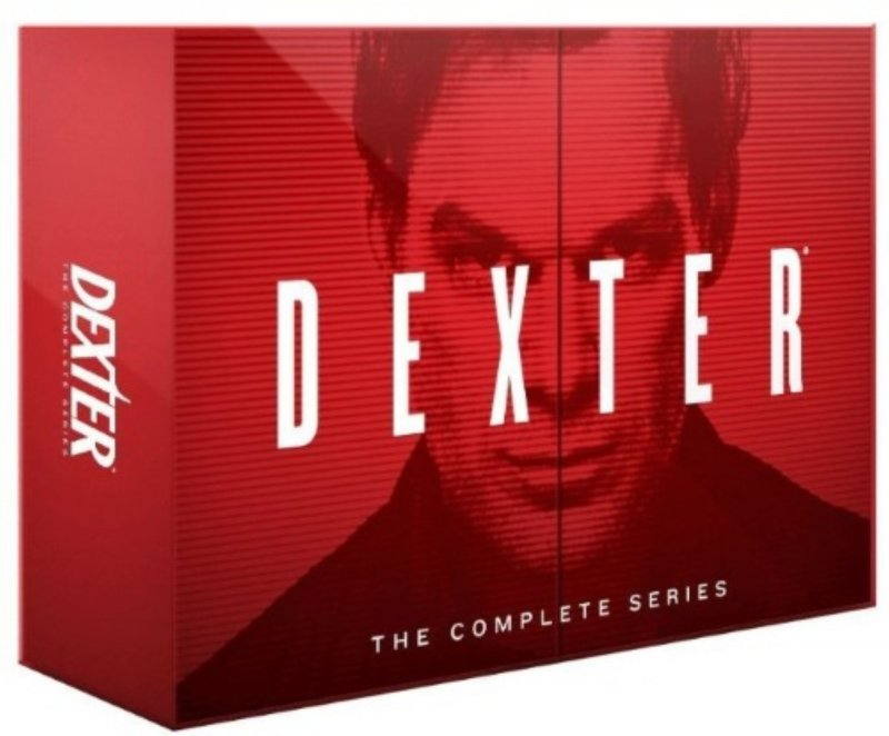 Image of   Dexter Box - Komplet - Sæson 1-8 - Blu-Ray - Tv-serie
