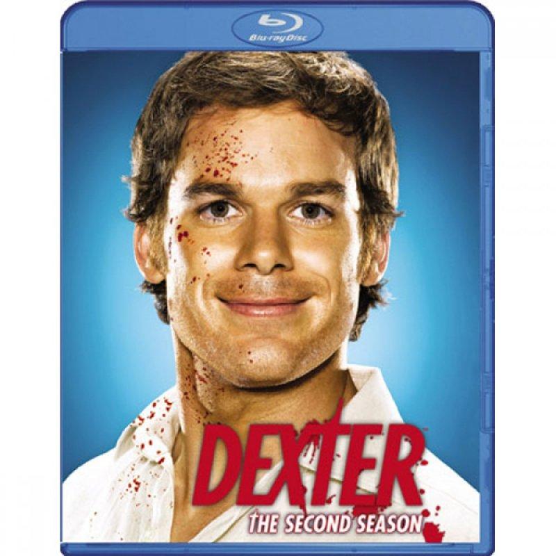 Billede af Dexter - Sæson 2 - Blu-Ray - Tv-serie