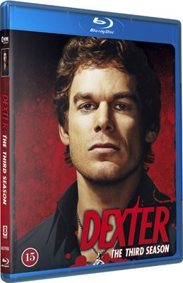 Dexter - Sæson 3 - Blu-Ray - Tv-serie