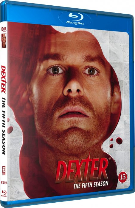 Dexter - Sæson 5 - Blu-Ray - Tv-serie