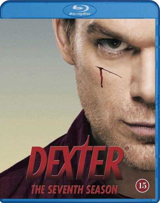 Image of   Dexter - Sæson 7 - Blu-Ray - Tv-serie