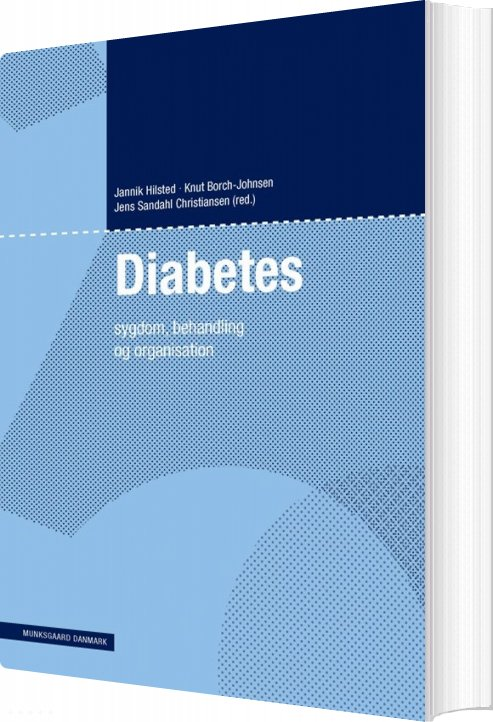 Image of   Diabetes - Niels Møller - Bog