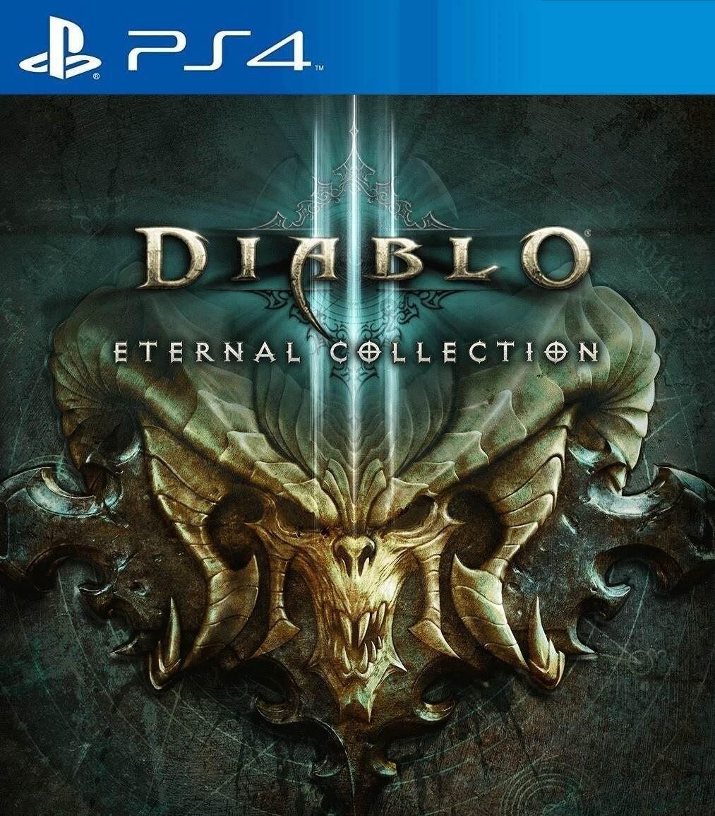 Diablo Iii (3): Eternal Collection - PS4