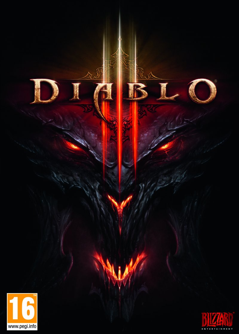 Image of   Diablo Iii (3) (for Pc & Mac) - PC
