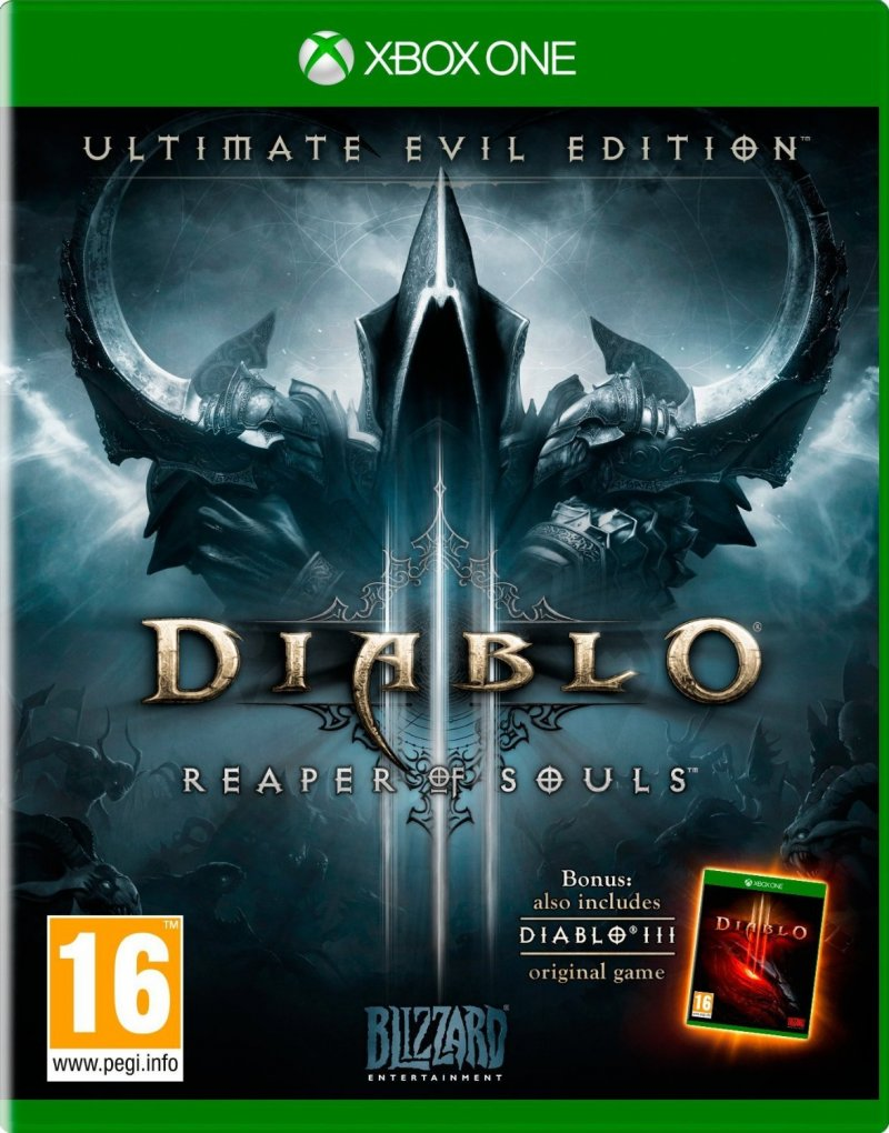 Image of   Diablo Iii (3): Reaper Of Souls - Ultimate Evil Edition - Xbox One