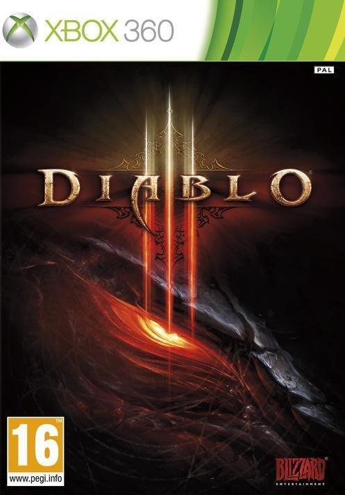 Image of   Diablo Iii (3) - Xbox 360