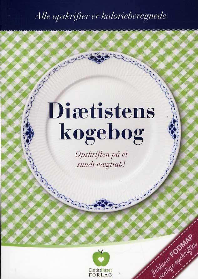 Image of   Diætistens Kogebog - Diætisthuset - Bog