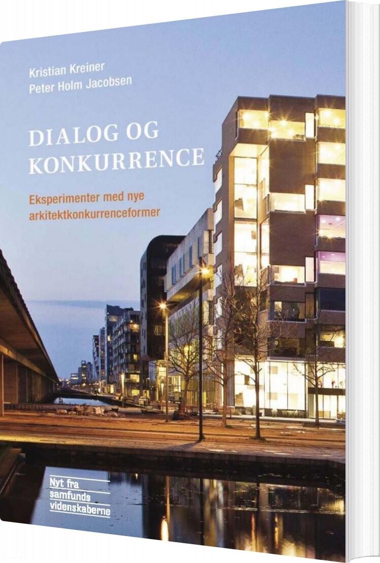 Billede af Dialog Og Konkurrence - Kristian Kreiner - Bog
