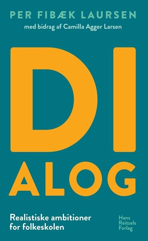Image of   Dialog - Per Fibæk Laursen - Bog