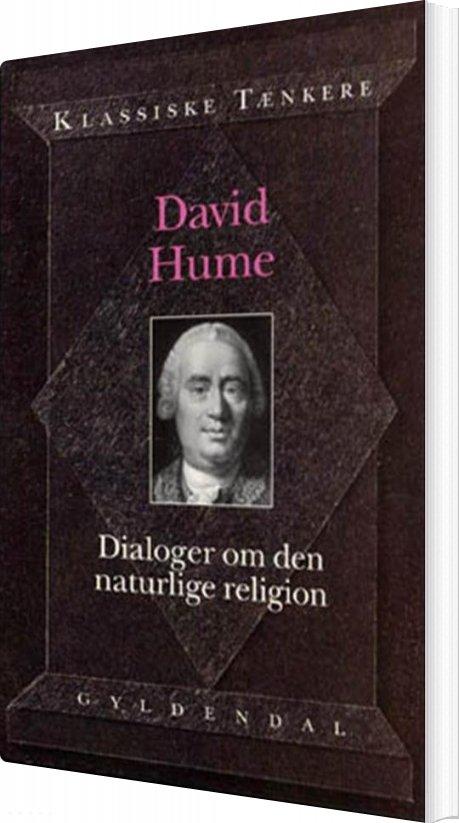 Image of   Dialoger Om Den Naturlige Religion - David Hume - Bog