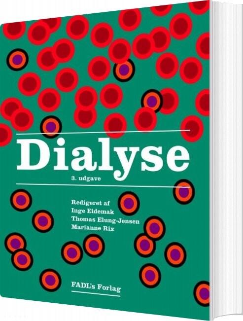 Dialyse - Inge Eidemak - Bog