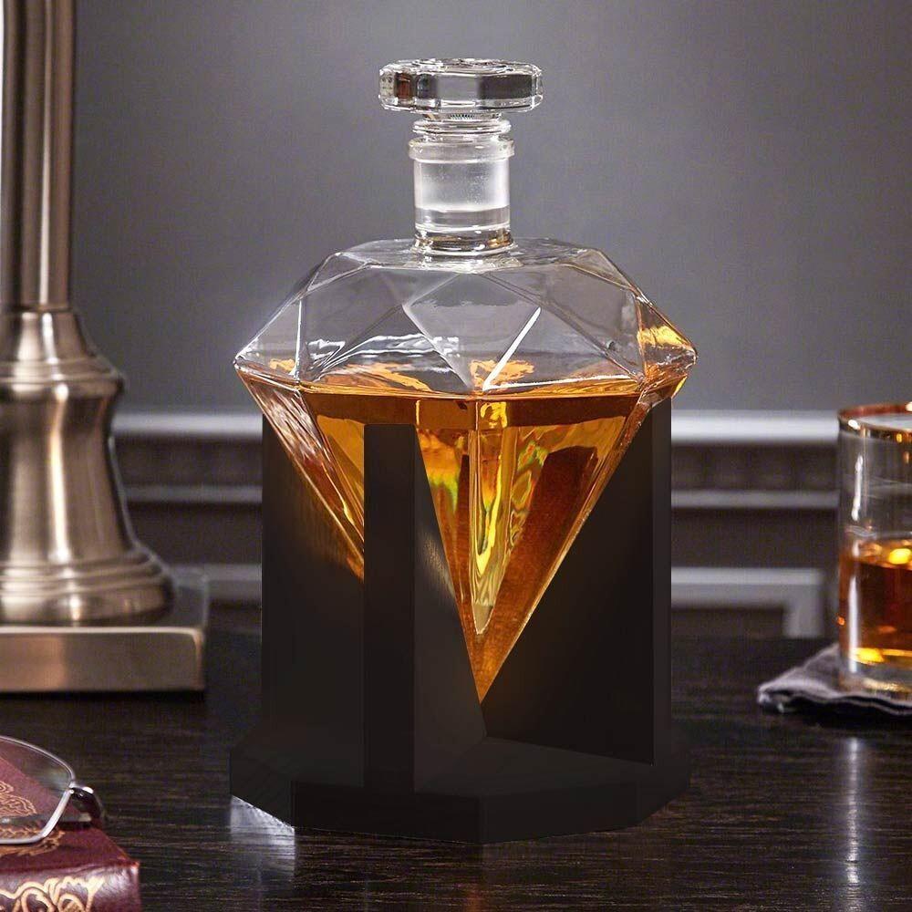 98482ba859da Diamant Karaffel I Glas → Køb billigt her