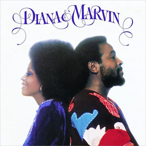 Image of   Diana Ross - Diana & Marvin - Vinyl / LP