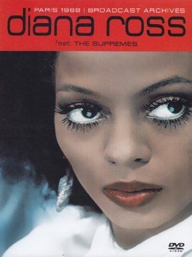 Image of   Diana Ross - Paris 1968 - DVD - Film