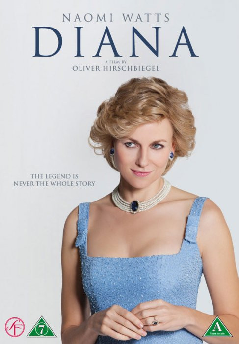 Image of   Diana - DVD - Film
