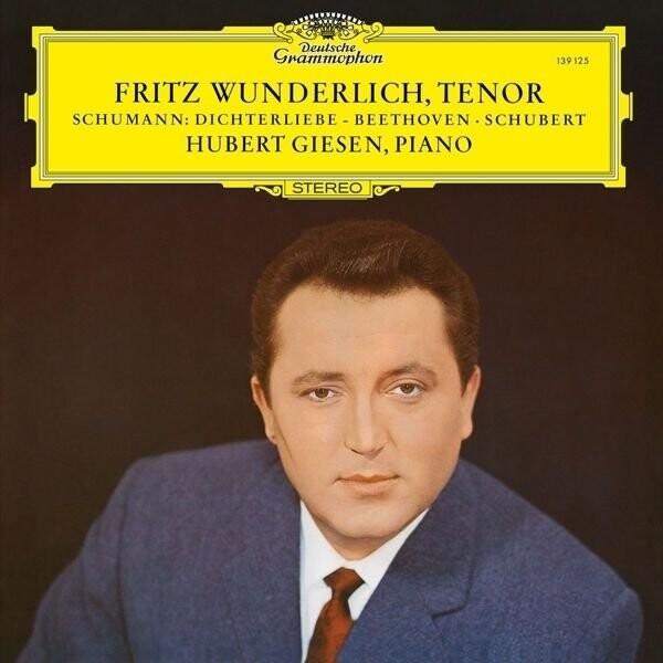 Image of   Fritz Wunderlich - Dichterliebe - Vinyl / LP