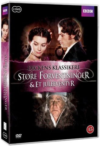 Image of   A Christmas Carol // Great Expectations - Charles Dickens Klassiker - DVD - Film