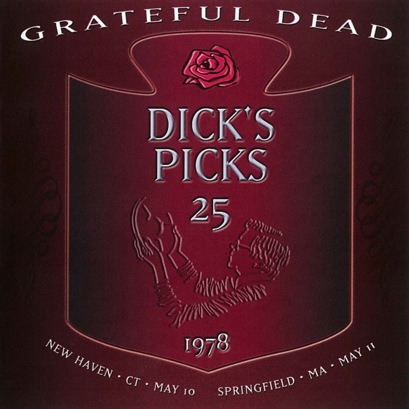 Grateful Dead - Dicks Picks 25 - CD