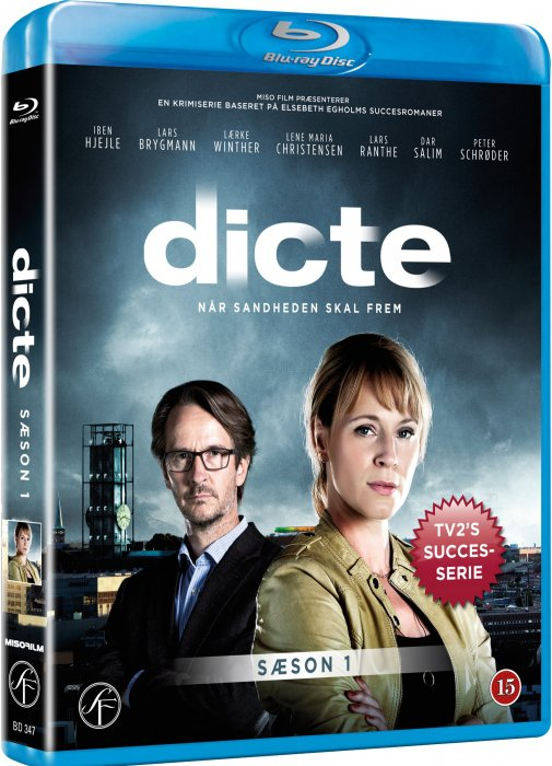Image of   Dicte - Sæson 1 - Blu-Ray - Tv-serie