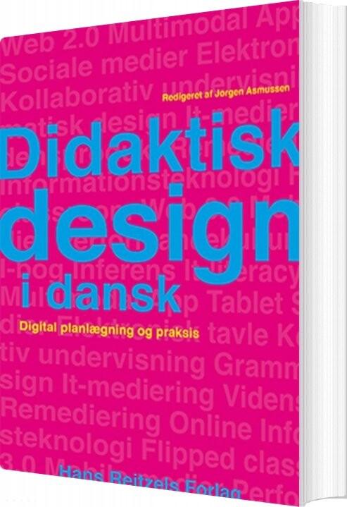 Image of   Didaktisk Design I Dansk - Johannes Fibiger - Bog