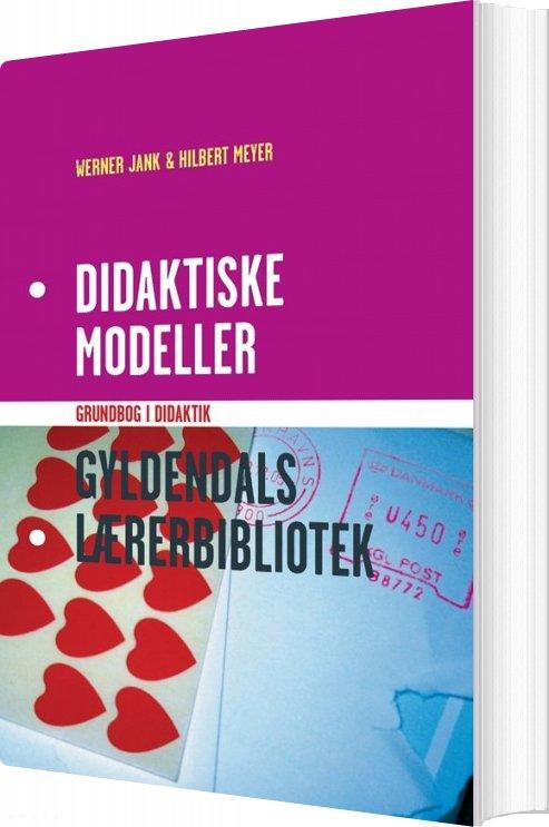 Image of   Didaktiske Modeller - Werner Jank - Bog