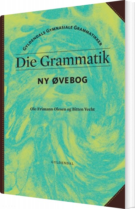 Image of   Die Grammatik - Ole Frimann Olesen - Bog