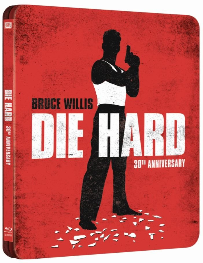 Image of   Die Hard 1 - 1988 - Steelbook - Blu-Ray