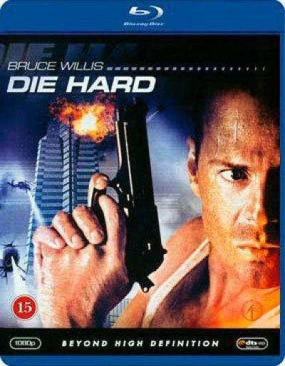 Image of   Die Hard 1 - 1988 - Blu-Ray
