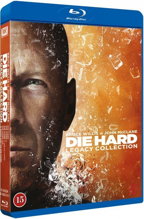 Image of   Die Hard 1 // 2 // 3 // 4 // 5 - Boks - Blu-Ray