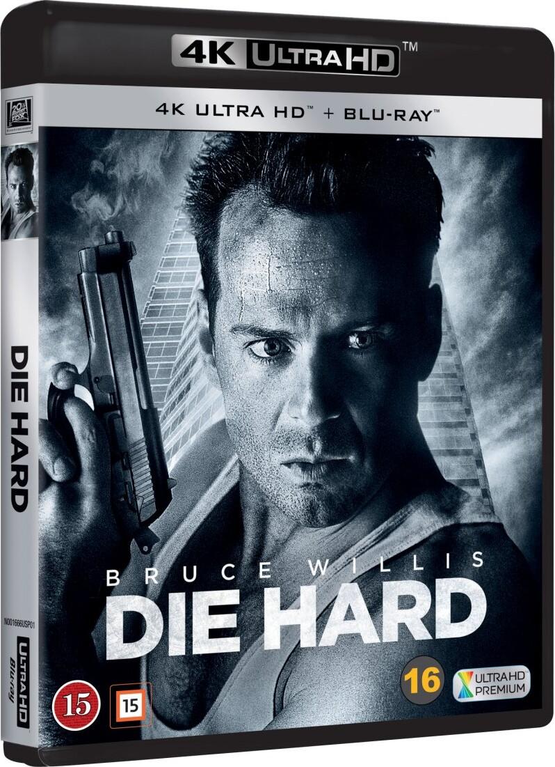 Image of   Die Hard 1 - 1988 - 4K Blu-Ray