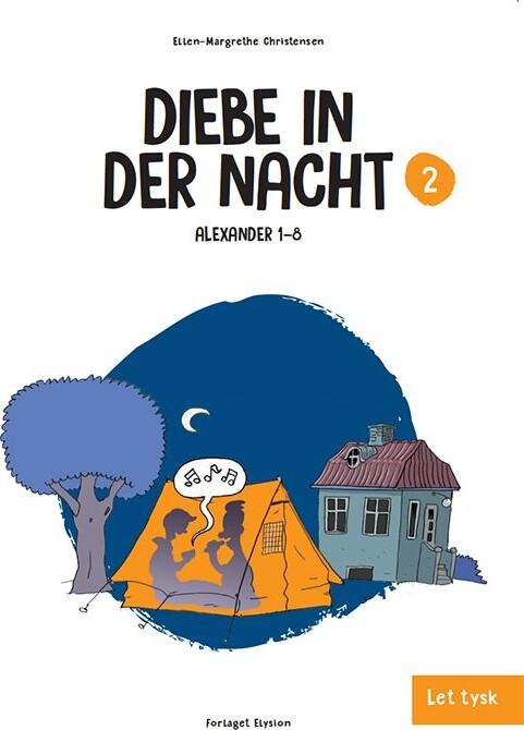 Image of   Diebe In Der Nacht - Ellen-margrethe Christensen - Bog