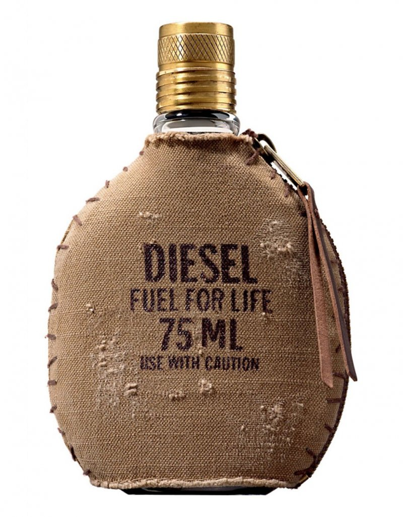 Diesel Fuel For Life Homme Eau De Toilette - 75 Ml