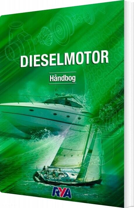 Image of   Dieselmotor Håndbog - Andrew Simpson - Bog