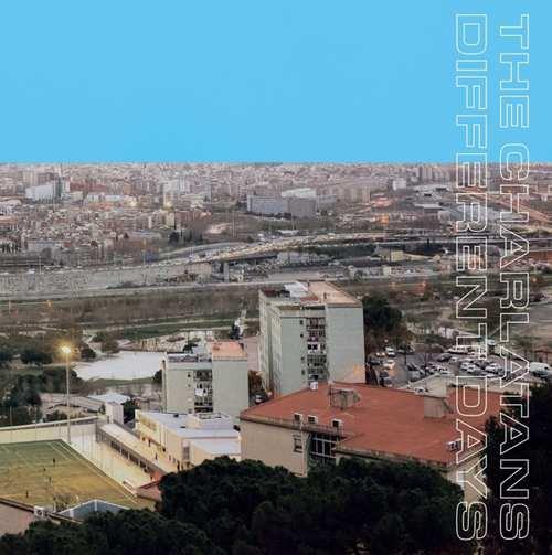 Billede af The Charlatans - Different Days - CD