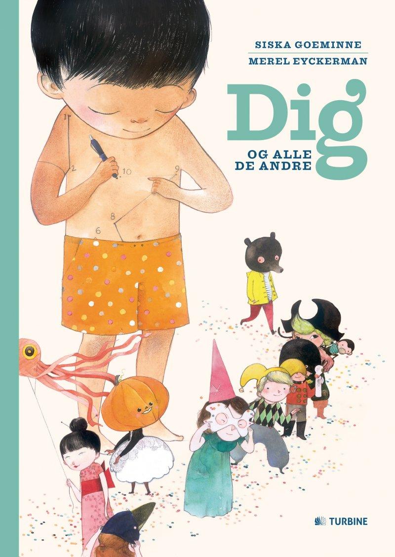 Image of   Dig Og Alle De Andre - Siska Goeminne - Bog