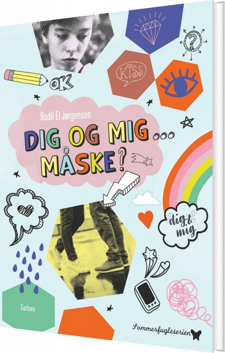 Dig Og Mig ... Måske? - Bodil El Jørgensen - Bog
