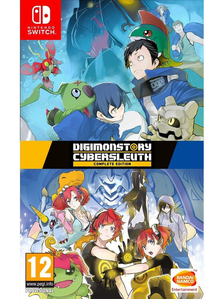 Image of   Digimon Story Cyber Sleuth - Complete Edition - Nintendo Switch
