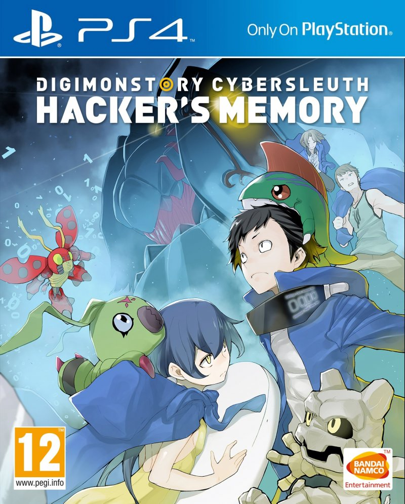Image of   Digimon Story: Cyber Sleuth - Hacker's Memory - PS4